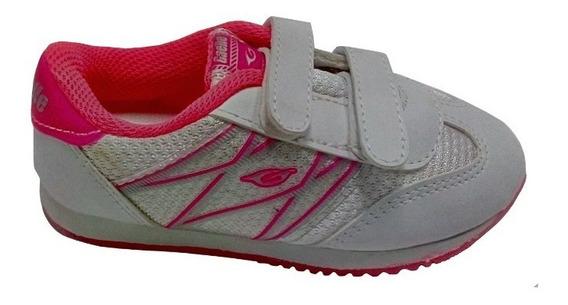 Gaelle Zapatillas Running Para Niñas Y Niños Talles 21 Al 26