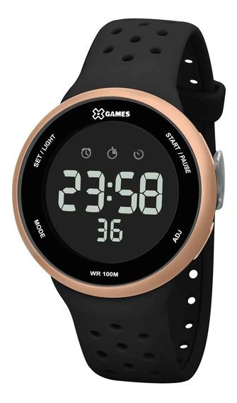 Relógio X Games Masculino Xmppd547 Pxpx Preto - Refinado