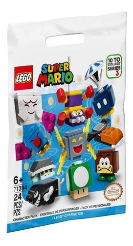 Imagen 1 de 10 de Lego Super Mario 71394 Packs De Personajes Edición 3 Cuotas!