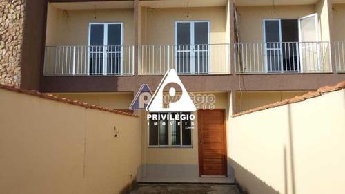 Casa De Rua À Venda, 2 Quartos, 2 Vagas, Pedra De Guaratiba - Rio De Janeiro/rj - 23741