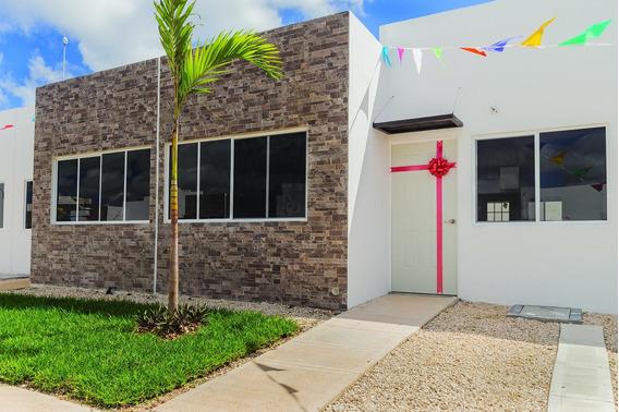 Casa De 2 Recamaras Con Alberca En Venta En Cancun