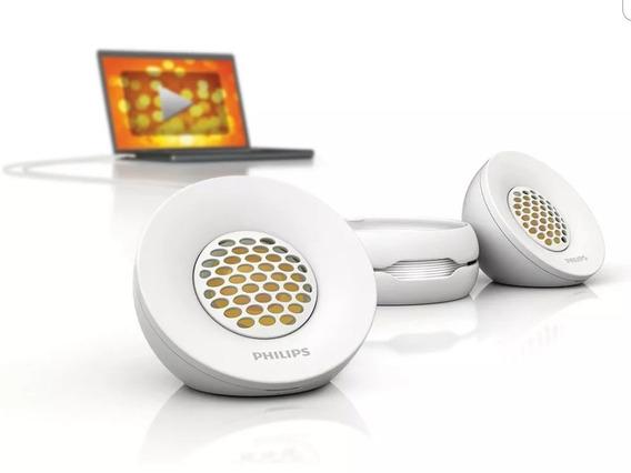 Caixa De Som Philips Spa3251 C/ Plug Usb - 2 W