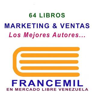 Pack De 67 Libros De Marketing, Ventas & Liderazgo
