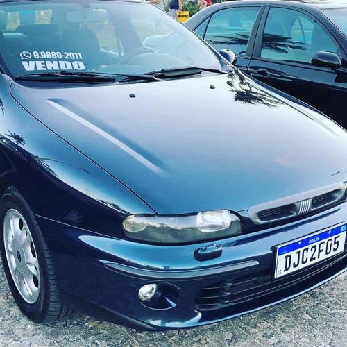 Imagem 1 de 15 de Fiat Marea 1999 2.0 Hlx Coleção