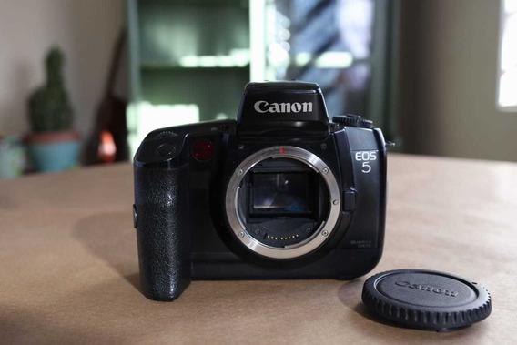Camera Canon Eos5 Analógica