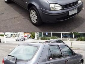Ford Fiesta Street 2002 - Unica Dona - 61.000 Km Originais