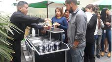 Barman;bartender A Domicilio,mozos;alquiler Barra Movil