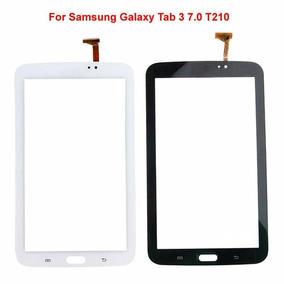 Tela Vidro Touch Screen Tablet Samsung Galaxy T210 210 Tab 3