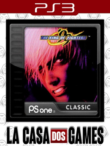 The King Of Fighters 99 - Psn Ps3 - Envio Imediato