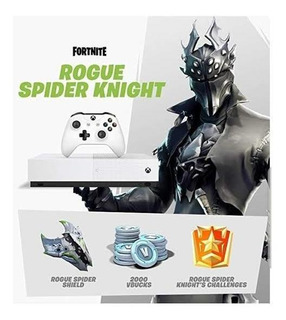 Fortnite Caballero Renegado Xbox One Codigo