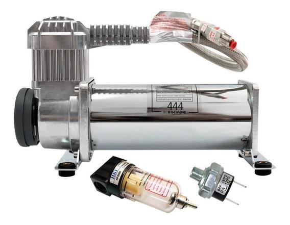 Compressor Premium 444c Hki + Filtro + Pressostato *promoção