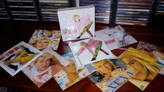 Cd Coleção Xou Da Xuxa Box De Mini Vinil 8 Cds Novo Lacrado