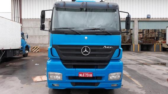 Mb Axor 2540 S 6x2 2010/2010
