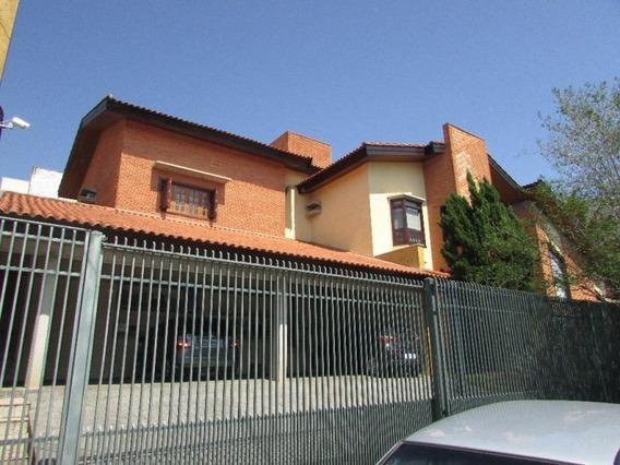 Sobrado Com 4 Dormitórios À Venda, 780 M² Por R$ 3.100.000,00 - Parque Campolim - Sorocaba/sp - So0070 - 67640556