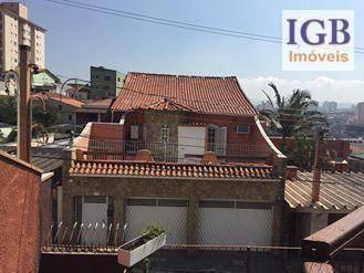 Sobrado Residencial À Venda, Imirim, São Paulo. - So0357
