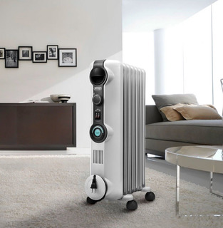 Calentador Portátil De Aceite Calefacción Calentón Eléctrico