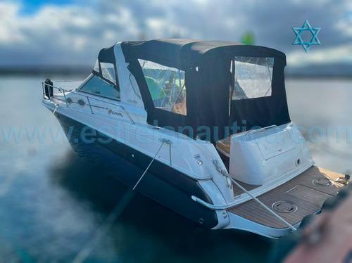 Imagem 1 de 7 de Lancha Sea Ray 290 Iate Ferretti Axtor Carbrasmar Armada