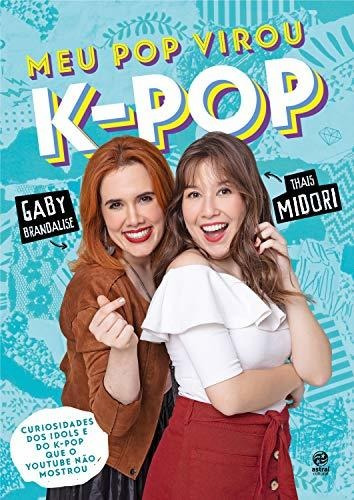 Livro Meu Pop Virou K-pop