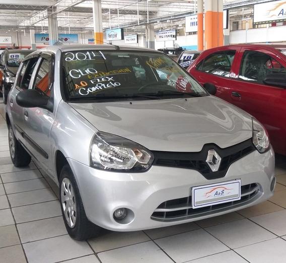 Renault Clio Expression 1.0 16v Completo 2014