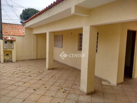 Casa Com 2 Dormitórios Para Alugar - Parque Das Nações - Indaiatuba/sp - Ca1901