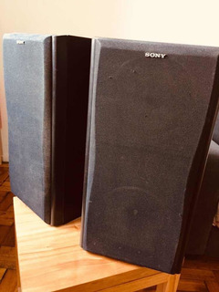 Parlantes Sony Ss-d390 Japoneses