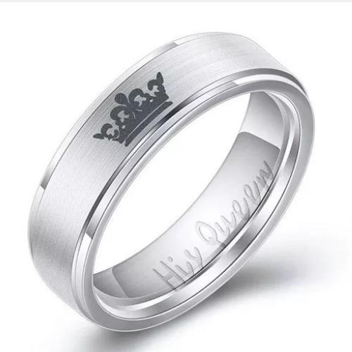 Anillo Promesa Compromiso Dama Queen Mpb-336