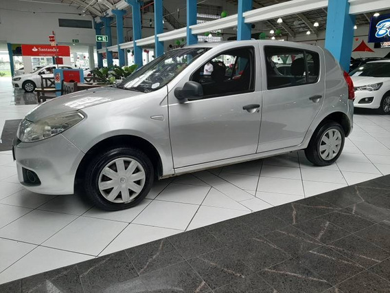 Renault Sandero Authentique 1.0 4p Flex Manual