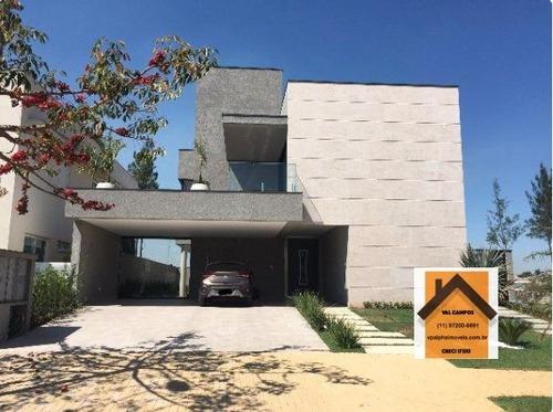 Casa A Venda No Bairro Alphaville Em Santana De Parnaíba - - Vpbmx23-1
