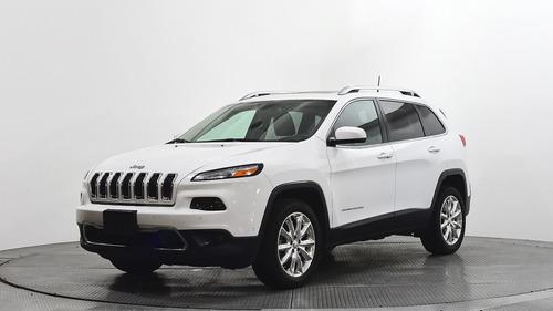 Imagen 1 de 15 de Jeep Cherokee 2017 2.4 Limited Plus At