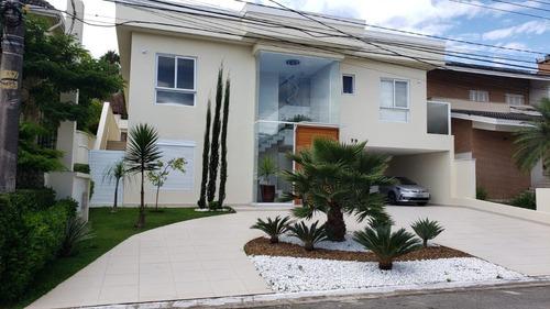 Casa Em Condomínio Para Venda Em Santana De Parnaíba, Alphaville, 4 Dormitórios, 4 Suítes, 2 Banheiros, 6 Vagas - Ri2950_2-1156099