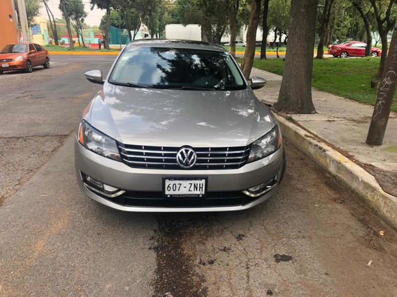 Volkswagen Passat 3.6 V6 At 2012