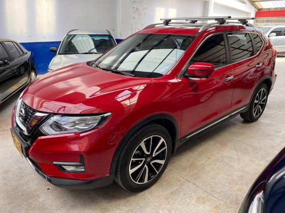 Nissan X-trail 2.5 Exclusive 4x4
