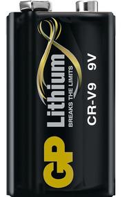 Pilha 9v De Lithium De Longa Duração Até 5x Mais Gp Super