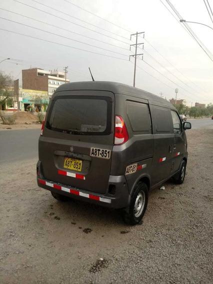 Mini Van Hafei Minyi Gasolinero 5 Puertas