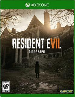 Resident Evil 7 Xbox One Nuevo Y Sellado (en D3 Gamers)