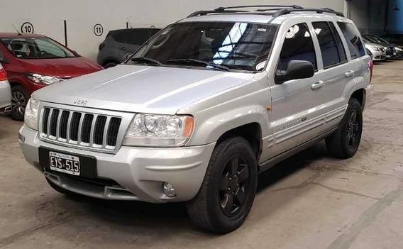 Jeep Grand Cherokee 3.0 Crd Limited Automática Blindada