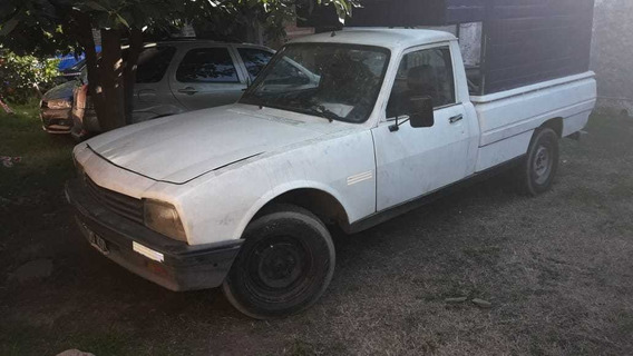 Peugeot 504 1996 2.3 Pick Up Gr 5 Vel