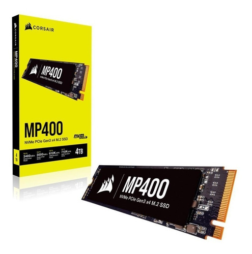 Corsair Mp400 Ssd M.2 2280 1tb Pcie Nvme