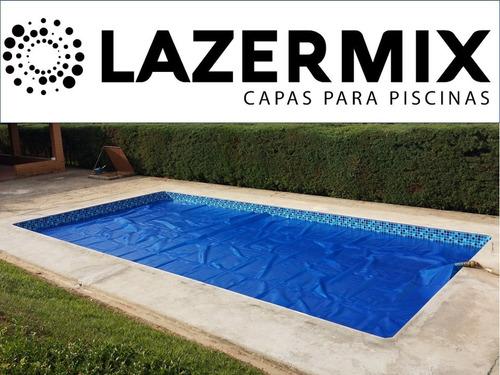 Capa Térmica Piscina 2,50 X 2,50 - 300 Micras - Azul
