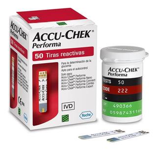 Accu Chek Perfoma 50 Tiras - Roche