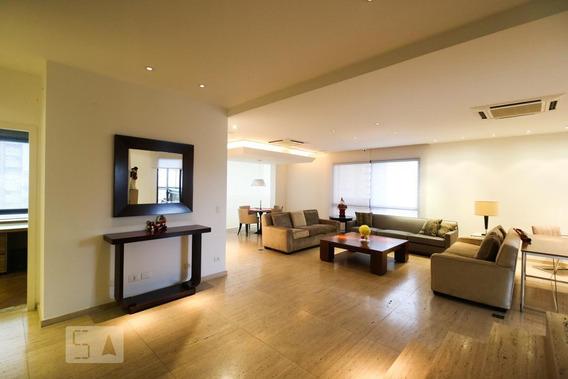 Apartamento Para Aluguel - Brooklin, 4 Quartos, 500 - 893002155