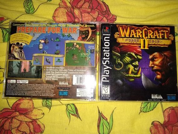 Warcraft 2 Ps1 Original