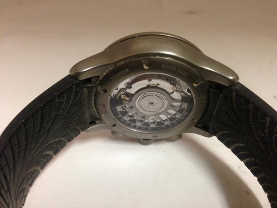 Reloj Porsche Design De Titanio Sin Caja, Folio 120181282.3