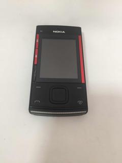 Celular Nokia X3 -00 Claro Leia Descricao