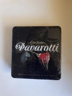 Colección Luciano Pavarotti 2 Cd Y 1 Dvd Caja Metálica