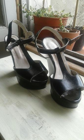 Hermosos Zapatos Clona Con Taco Alto