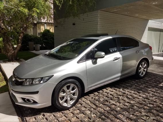 Honda Civic Exs. Nuevo. Services Oficiales Por Tiempo.