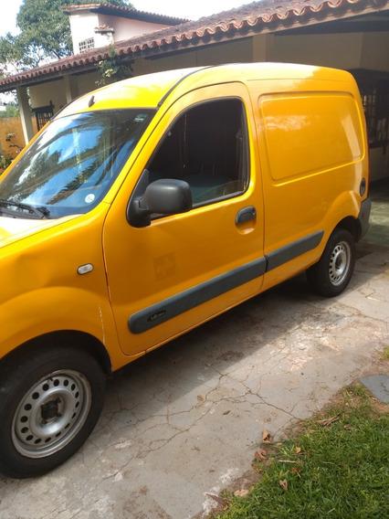 Renault Kangoo Express 1.6 16v Porta Lateral - Hi-flex 5p