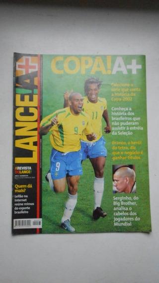 Revista Lance Nº 93- Jun/2002 - Especial Copa Do Mundo