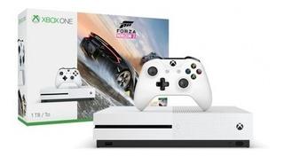 Microsoft Xbox One S 1 Tb Con Más 30 Juegos (acepto Dolares)